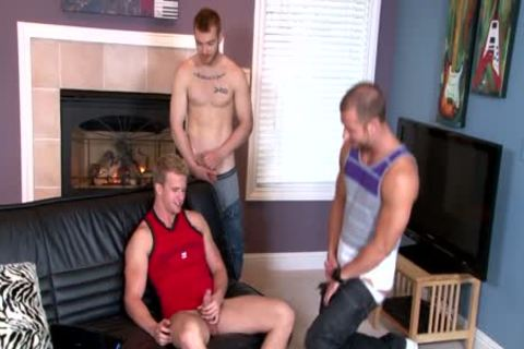 James Jamesson - penis Daily - Cameron Foster three Some