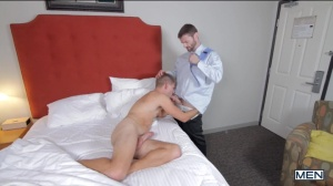 do not Tell My Wife - Dennis West and Peter Fields butthole sex