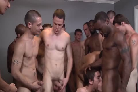 Bukkakeboys fifty - Landon pounded And sperm Drenched!.mp4