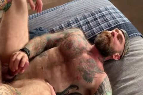 Breeding Jack Dixon  DeviantMans Monster dicks two