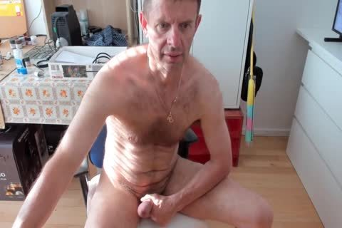 A scarcely any handsome Dilfs With large cocks (no cum)