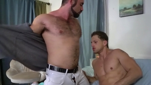 IconMale - Jaxton Wheeler is really hairy gay