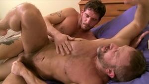 Icon Male: Ramming hard together with DILF Ty Roderick
